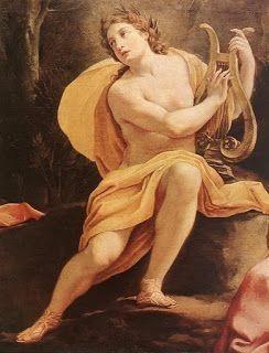 Apolo é conhecido por ser Deus