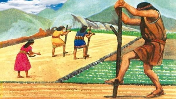 Comunidad creada para limitar la explotación de los indígenas, en el cual estos se agrupaban en una tierra de propiedad colectiva a cambio del pago de un tributo