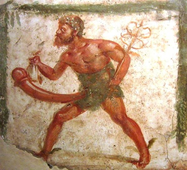 Dans la mythologie grecque il est considéré comme le dieu de la fertilité, de la virilité, quel est son nom ?