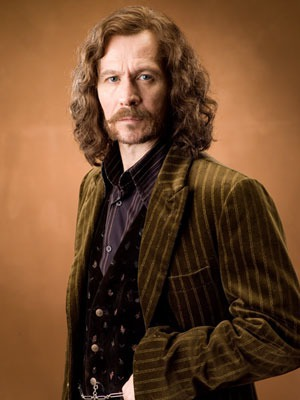 What is the patronus of Sirius Black ?