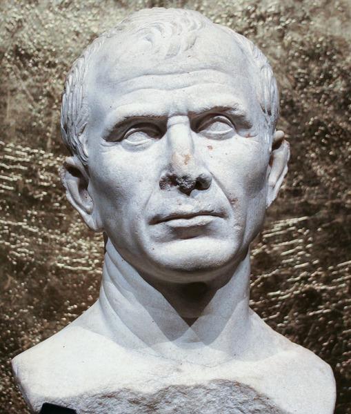 Quand est né Jules César ?