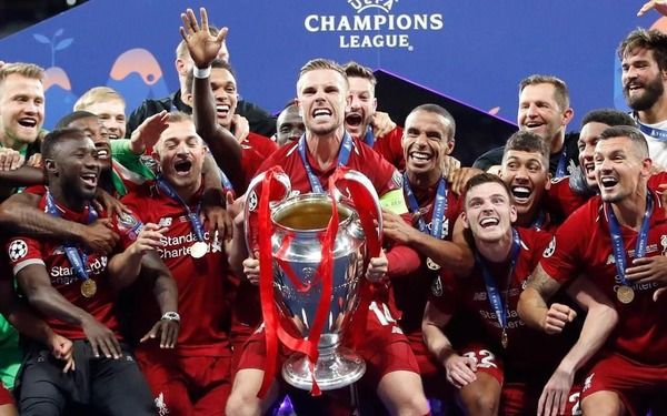 Qui perd la finale de 2019 contre Liverpool ?