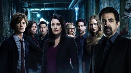 Parmi ces acteurs lequel n'est pas dans la série Esprits criminels ?