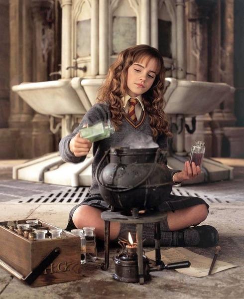 Quelle actrice a interprété Hermione Granger ?