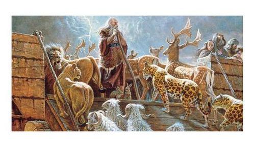 Türklerin İsmininde Geldiği Hz. Nuh'un Torunu olan Turk'un Babası Kimdir ? Türklerin İsmininde Geldiği Hz. Nuh'un Torunu olan Turk'un Babası Kimdir ?