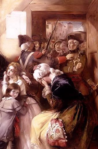 Quel événement discrédite définitivement Louis XVI et mènera à sa mise en état d'arrestation le 10 août 1792 ?