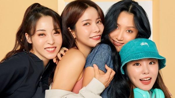 Quel est ce groupe de Kpop ?