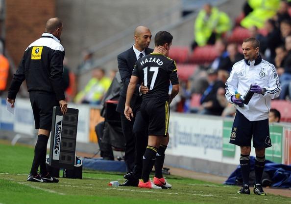 Proti komu si pripísal Eden Hazard svoj debut v Premier League?