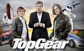 Comment s'appellent les 3 présentateurs de Top Gear dans sa version anglaise ?