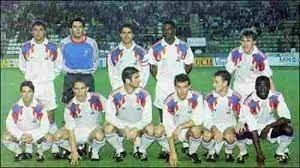 Le 3 septembre 1991 à Bratislava, l'équipe de France joue un match délicat contre la Tchécoslovaquie. Qui va ouvrir le score ?