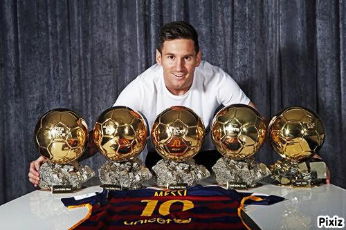 La gloire du footballeur