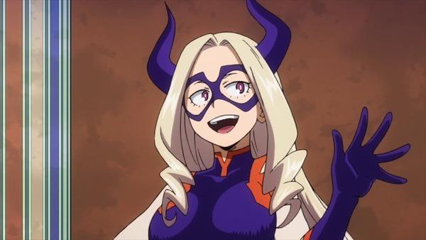 C'est un personnage de My Hero Academia