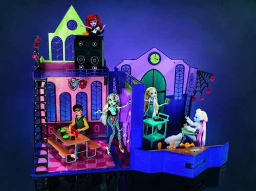 Monster high est un(e)...