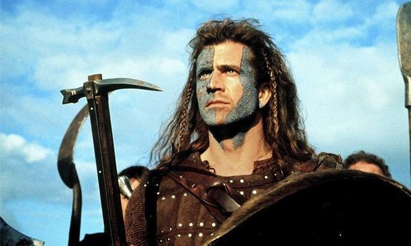 """William Wallace se bat pour l""""indépendance de quel pays dans Braveheart ?"""