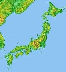 Peta negara apakah pada gambar tersebut