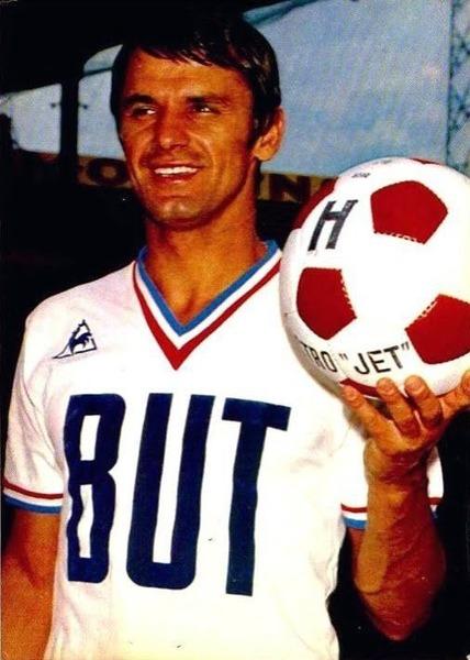 Ce yougoslave a insrit 158 buts sous les couleurs de l'OM dans les années 70. Il s'agit de ?