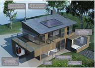 Qu'est-ce qu'un bâtiment à énergie positive ?