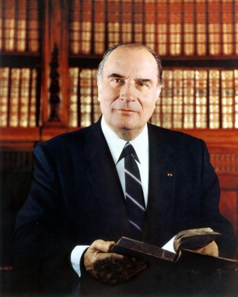 En quelle année François Mitterrand a-t-il été élu président de la République pour la première fois ?