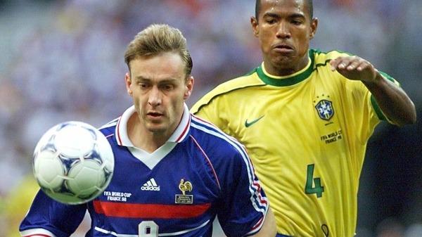 Cette finale était le dernier match international de Stéphane Guivarc'h.