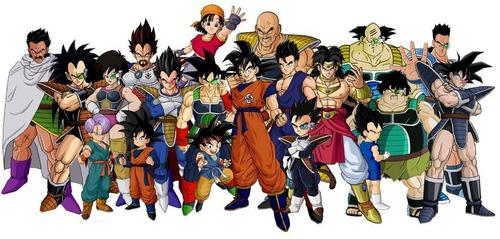 Como se chama a raça de Goku?