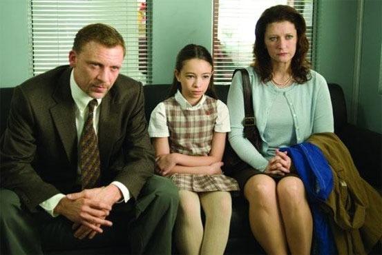 Cet enfant est plutôt dérangée... le titre du film svp ?