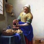 À quel peintre doit-on cette œuvre très célèbre, intitulée « La Laitière » ?