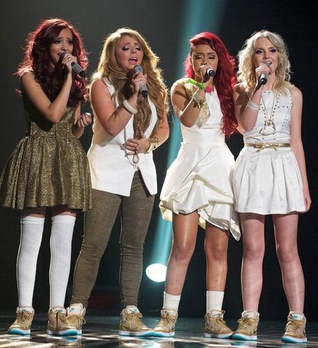 ¿Que cancion cantaron cuando ganaron The X Factor?