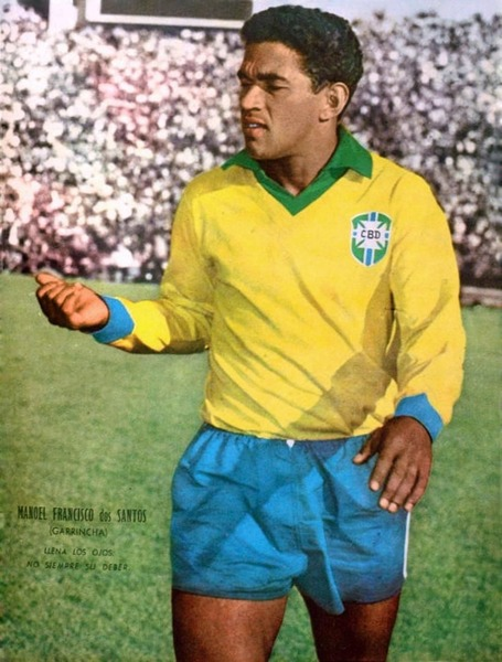 Quelle était la particularité du génial Garrincha ?