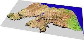 O relevo norte-rio-grandense é composto por duas unidades de relevo. Quais são?