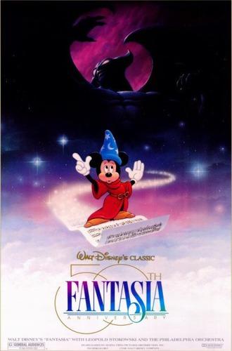 De quel segment de Fantasia provient cette musique ?