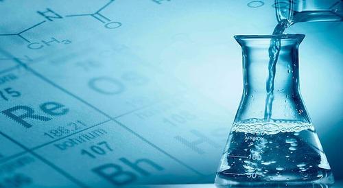 Qual é o composto químico da água ?