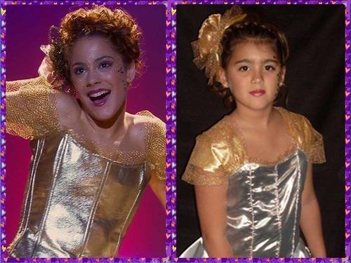¿Cual es la verdadera Violetta?