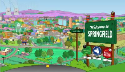 Springfield, ville où se déroule la série, se situe dans l'état américain...
