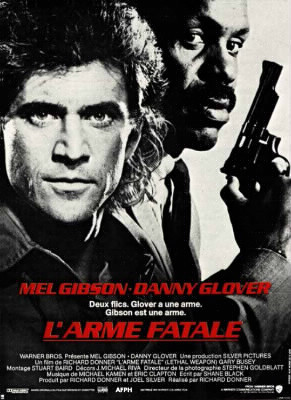 """En quelle année est sorti le film """"L'Arme Fatale 1"""" ?"""