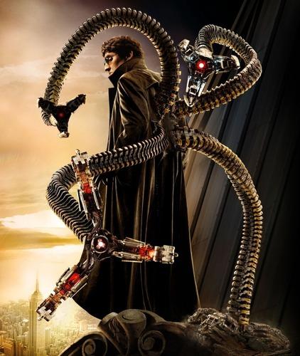 Dr Octopus a combien de bras ?