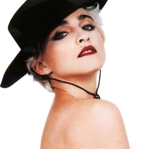 "Madonna chantait "" La isla ..."""