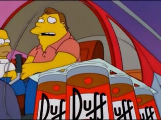 Quand Barney est devenu sobre, quelle a été sa nouvelle addiction ?