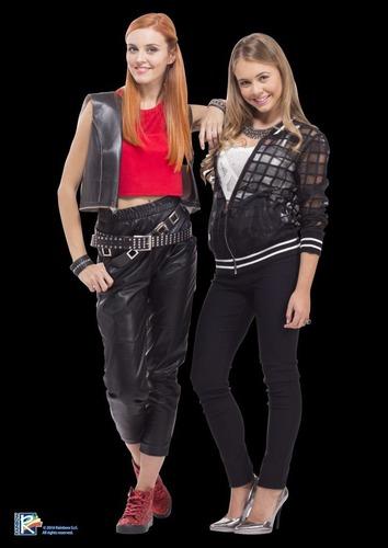 Maggie et Bianca sont :