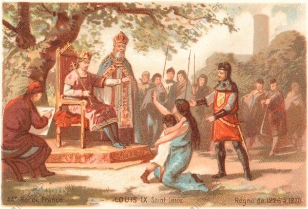 Quel roi de France est communément appelé Saint Louis ?