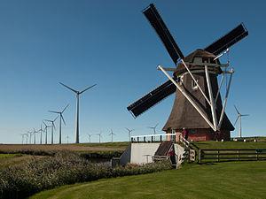 Os moinhos de vento têm relação com a energia eólica ? Qual a função deles ?