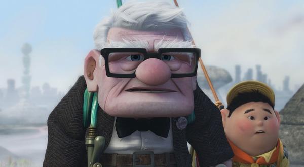 """Dans le film d'animation """"Là-Haut"""", qui était la voix française de Carl ?"""