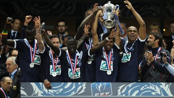 Contre quelle équipe les Girondins remportent-ils la Coupe de France de 2013 ?