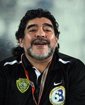 Dans quel club n'a jamais joué D.Maradona ?