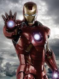Qui se cache sous l'armure d'Iron man ?