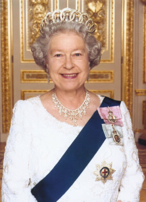 Quel âge a la reine d'Angleterre ?