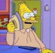 Qui est cet ancien combattant des forces armées américaines au cours de la deuxième guerre mondiale, et père d'Homer Simpson ?