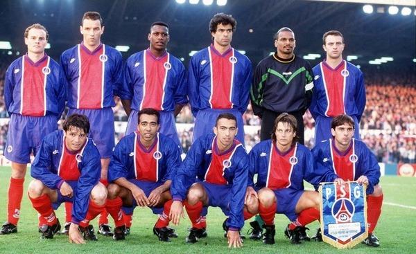 Le 8 mai 1996, le Paris Saint-Germain va disputer la finale de ...