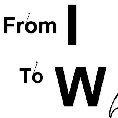When was ''From I to W'' created ?