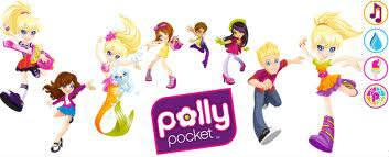 Polly Pocket est sur....