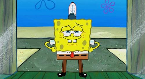 Proč Spongebob pracuje u Křupavého Kraba?